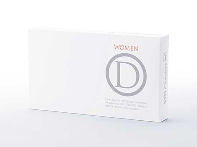 タイプD(女性用)
